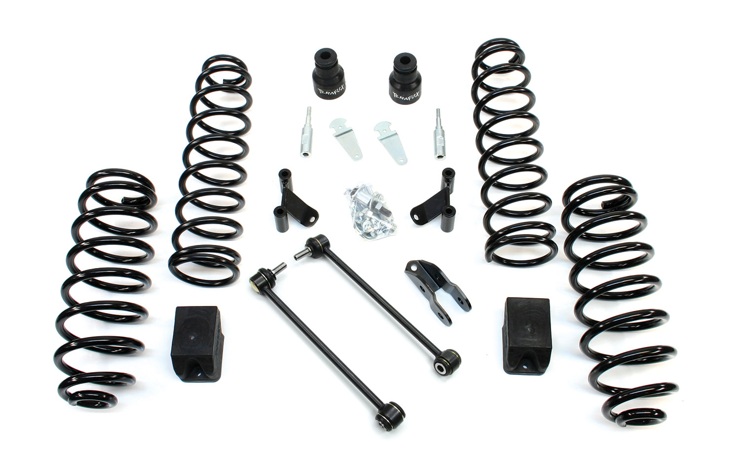 Teraflex Suspension 2.5in Lift Kit, w/Shock Extensions - JK 2DR