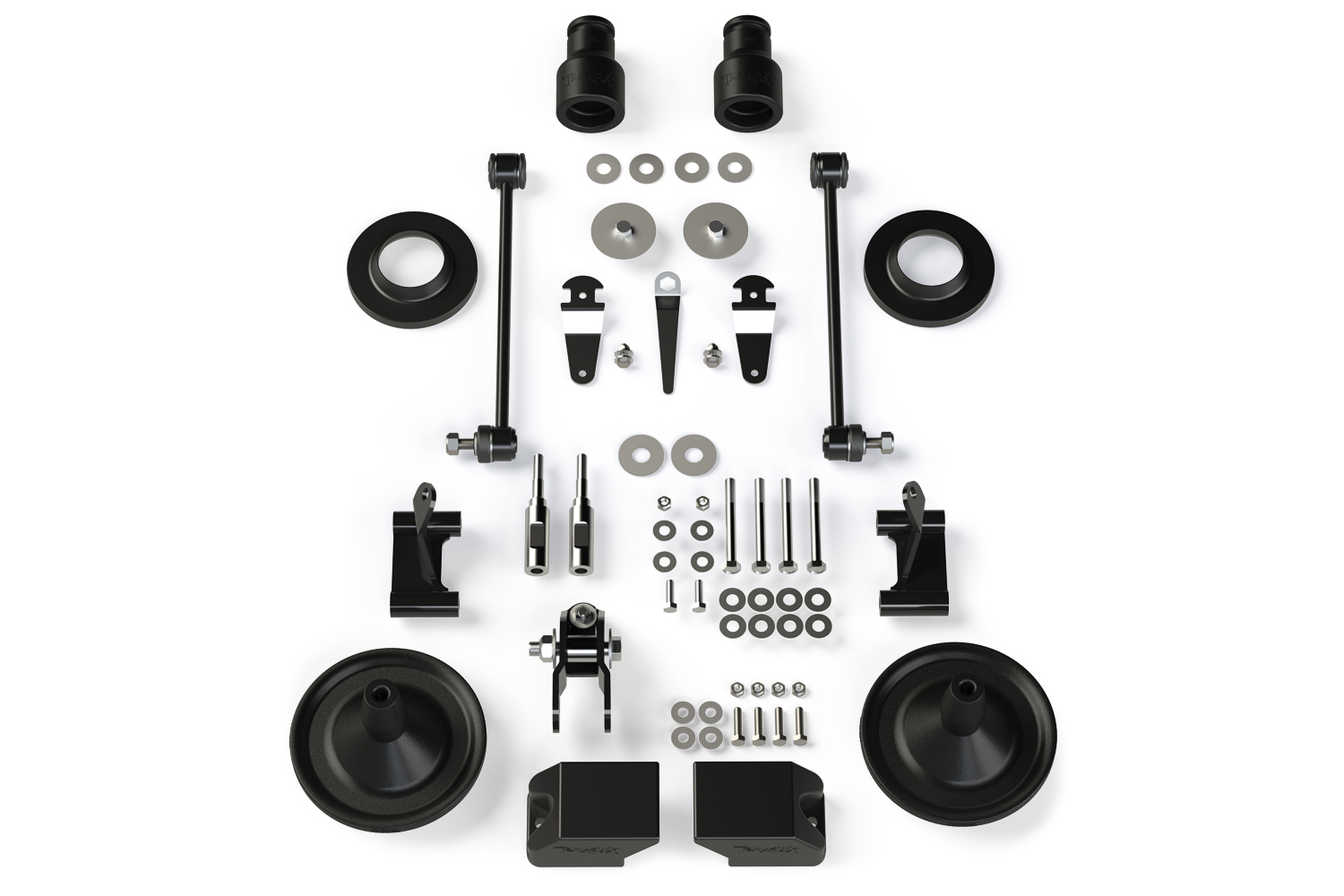 Teraflex Suspension 2.5in Budget Boost Lift Kit w/ Shock Extensions  - JK