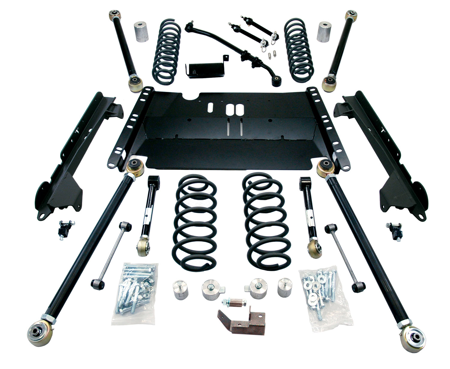 Teraflex 3in Enduro LCG Long Flexarm Lift Kit - TJ
