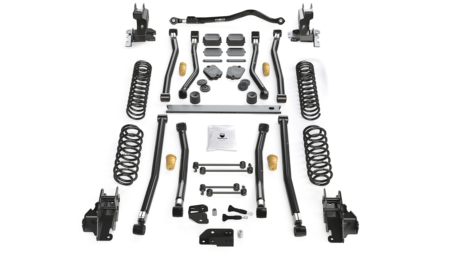 Teraflex Alpine CT4 Long Arm Lift Kit  - JL 4dr