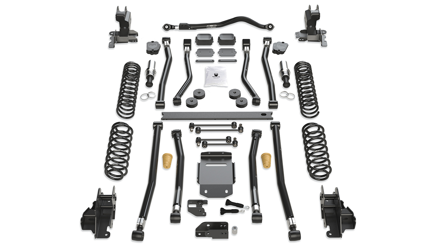 Teraflex Alpine RT3 Long Arm Lift Kit - JL 4dr