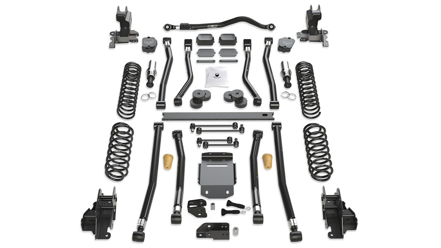 Teraflex Alpine RT4 4.5in Long Arm Lift Kit - JL 4dr