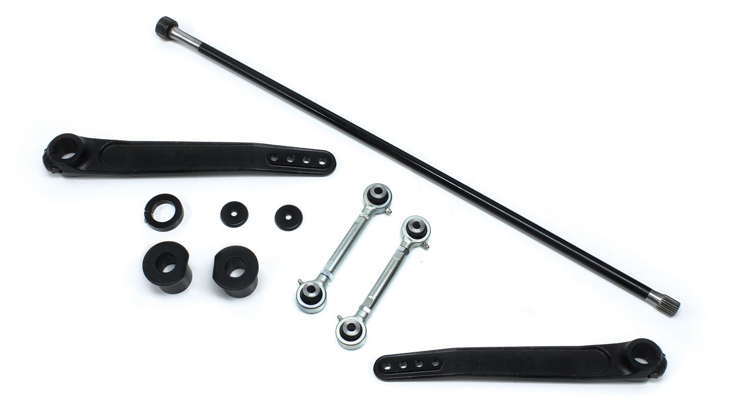 Teraflex Trail Rate Front Swaybar Kit 0in - 3in Lift - TJ/LJ