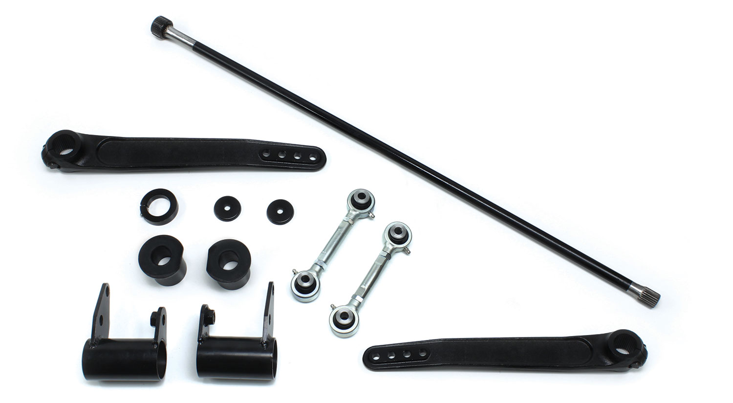 Teraflex Trail Rate S/T Front Swaybar Kit 0-3In Lift - JK