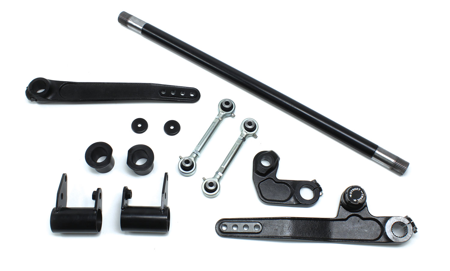 Teraflex Single Rate S/T Swaybar Kit 4-6in Lift Front - JK