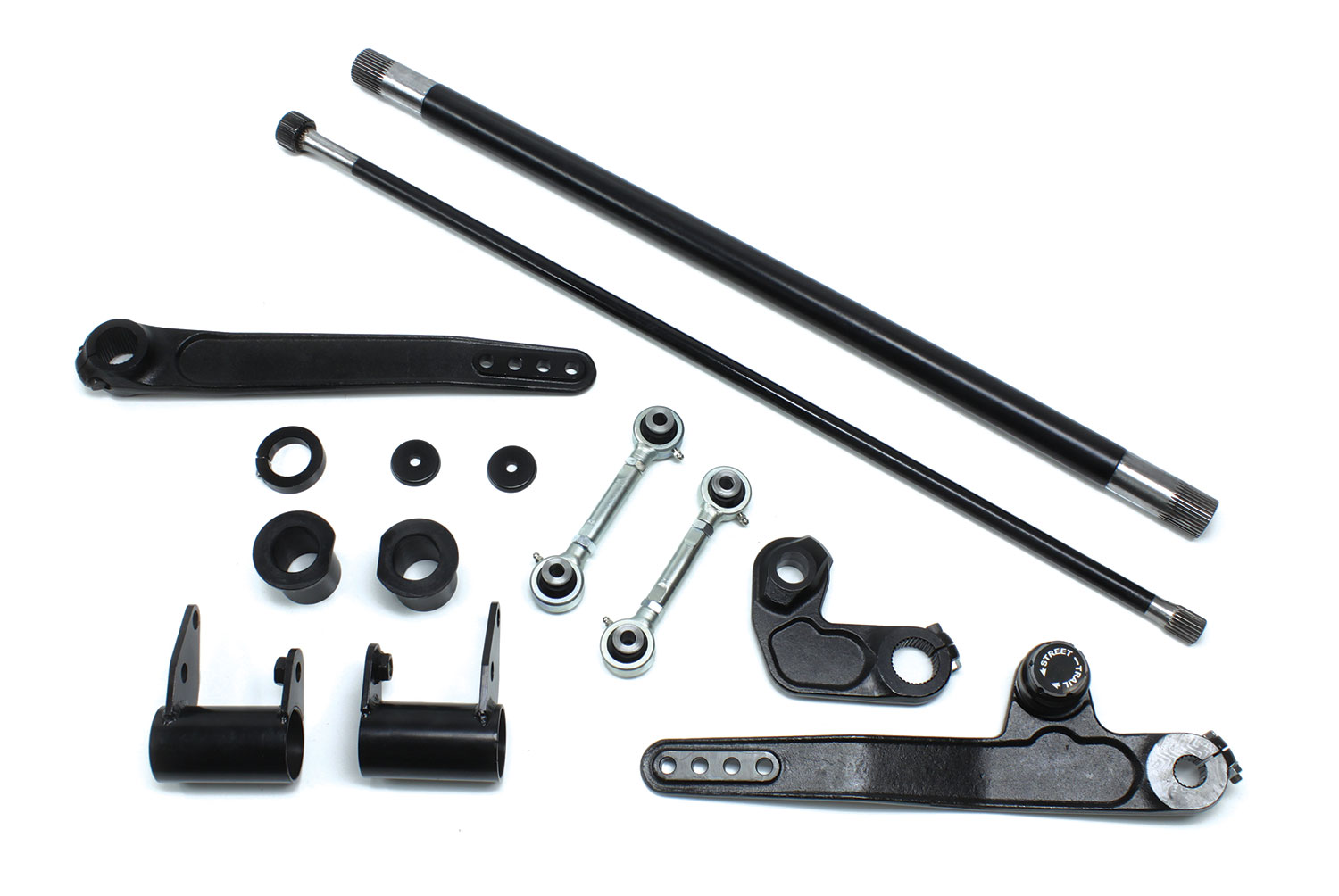 Teraflex Dual Rate S/T Front Swaybar Kit 0-3in Lift - JK