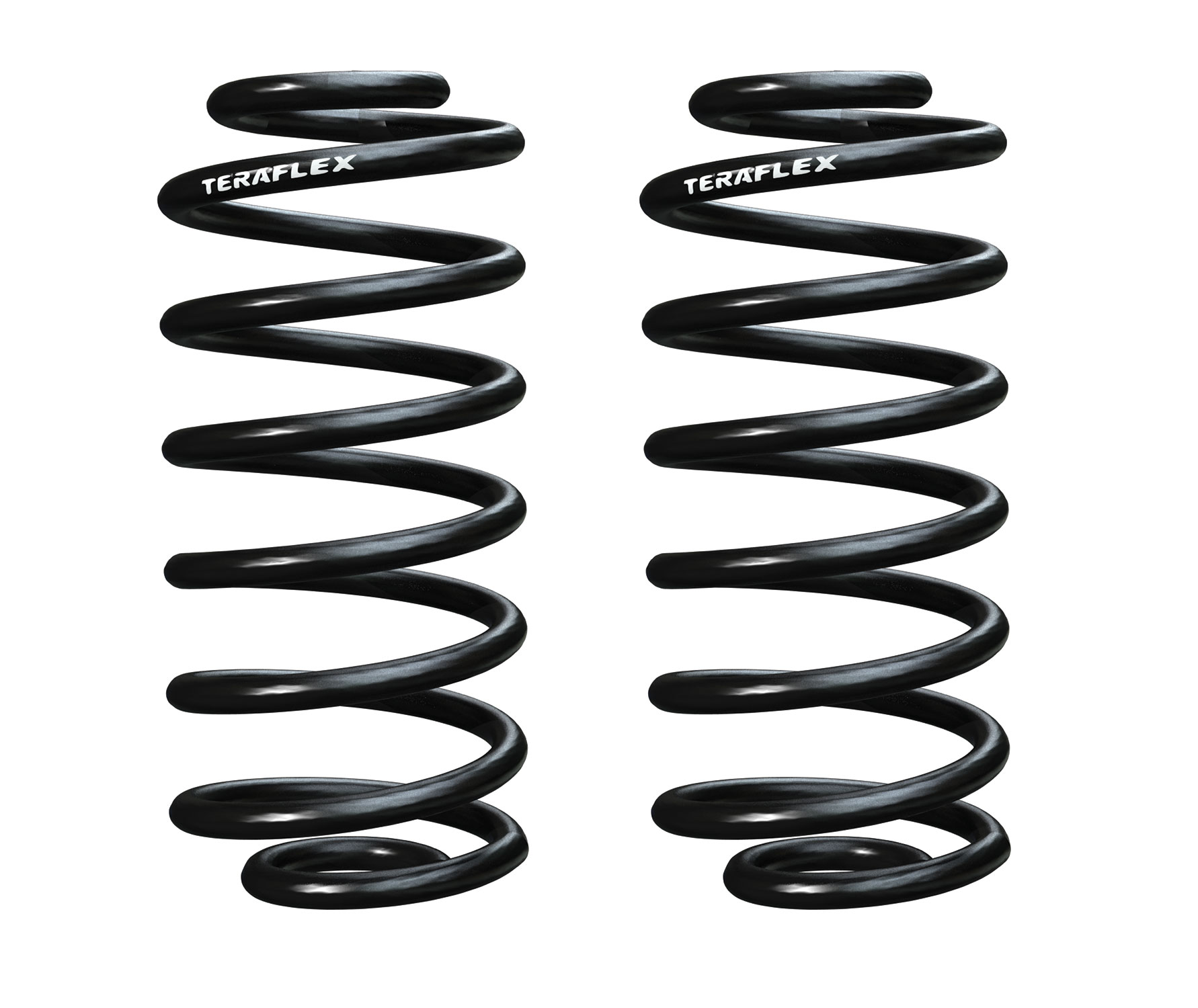 Teraflex Rear Coil Springs 4in - TJ/LJ