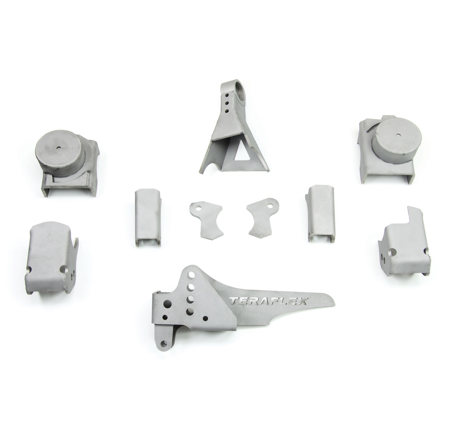 Teraflex Front CRD60 Axle Bracket Kit - JK
