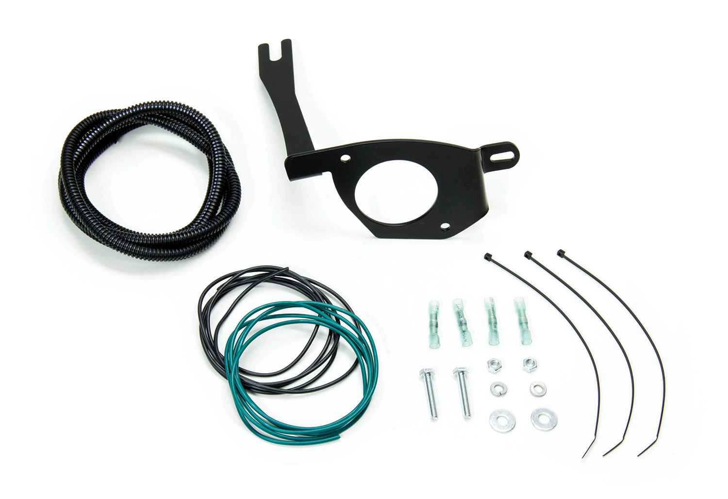 Teraflex Vacuum Pump Relocator Kit - JK