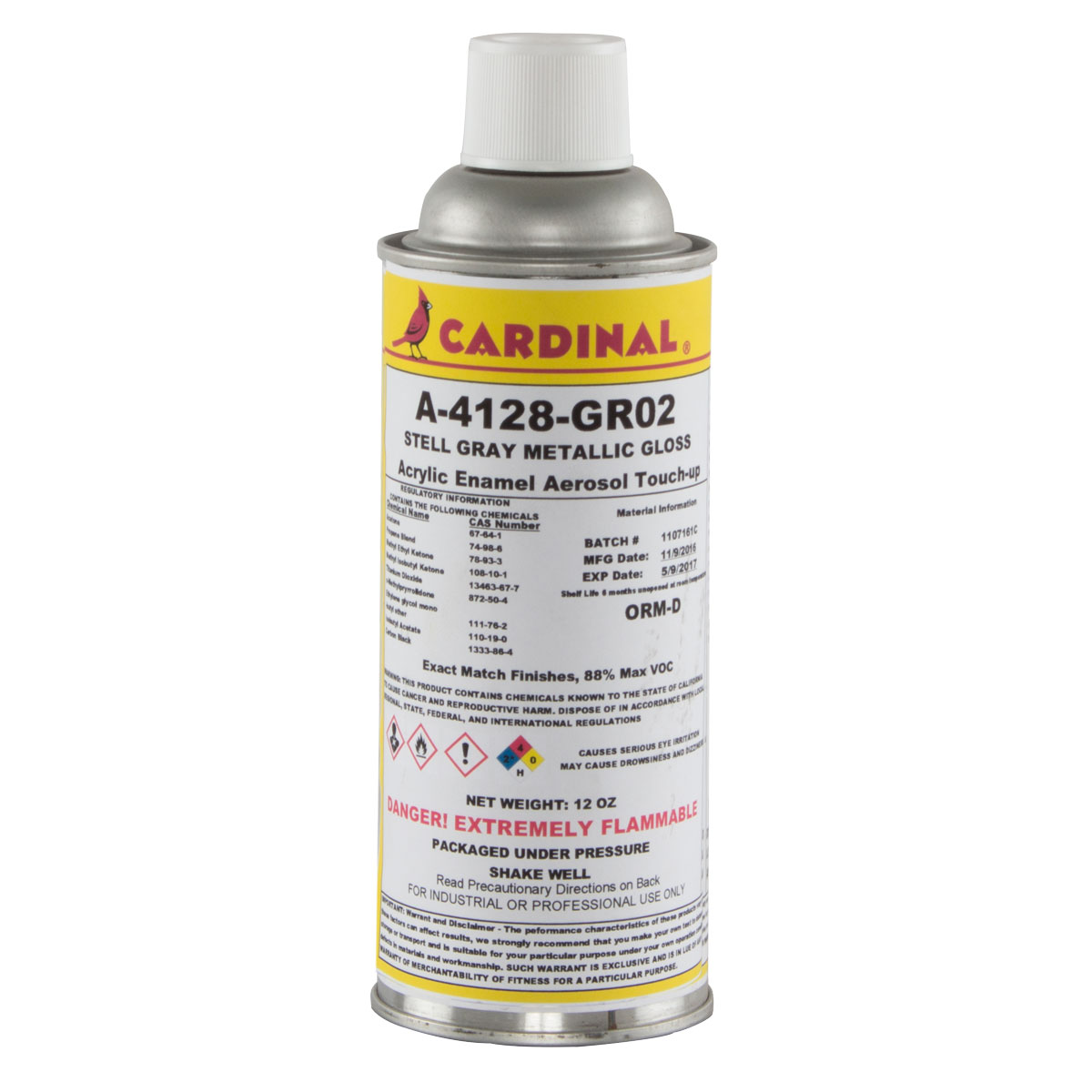 Synergy Manufacturing Touch Up Paint Semi Gloss Grey