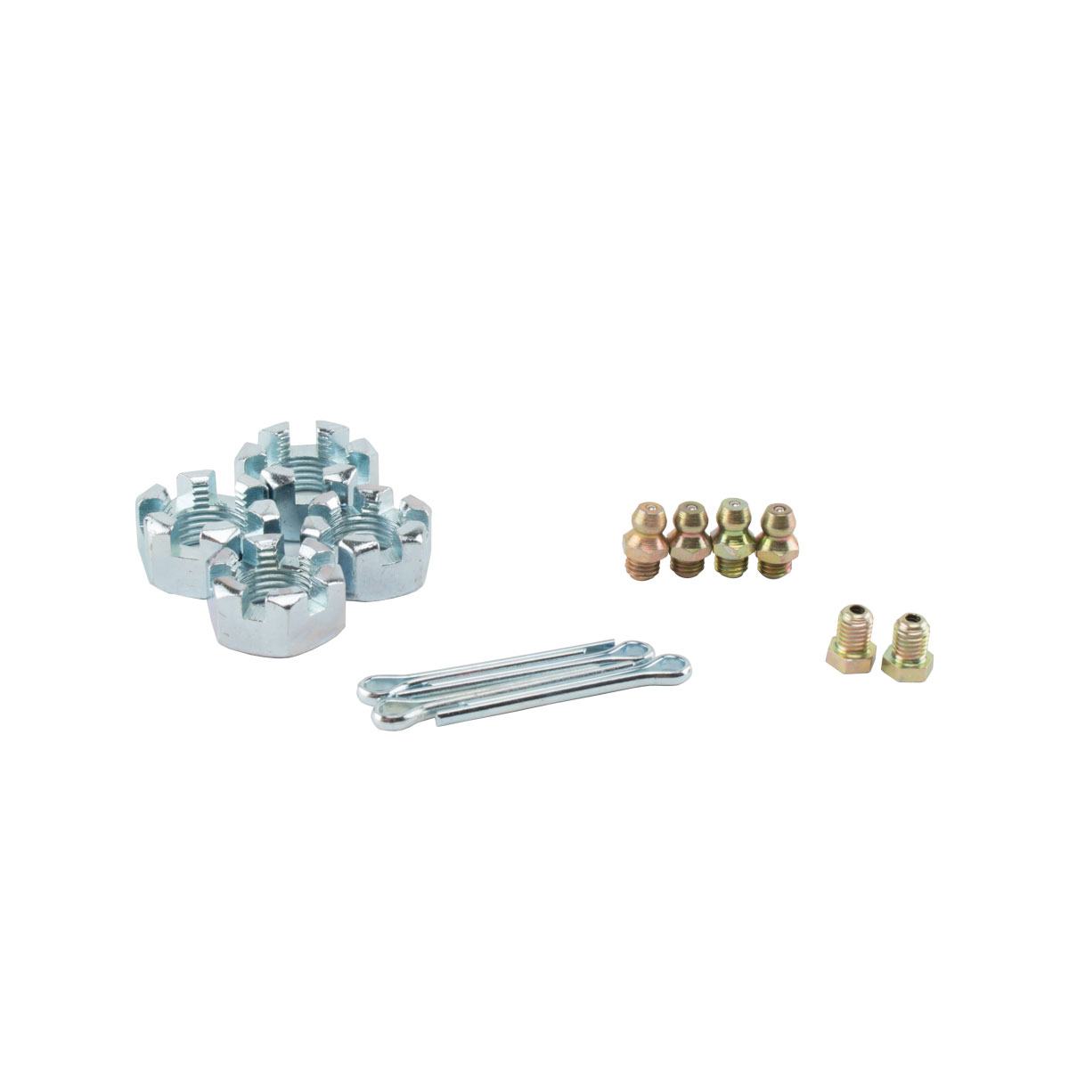 Synergy Manufacturing HD Adjustable Ball Joint Hardware Kit  - JK