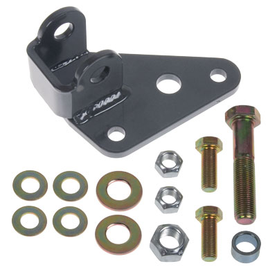 Synergy Manufacturing Steering Stabilizer Relocation Mounting Bracket  - JK