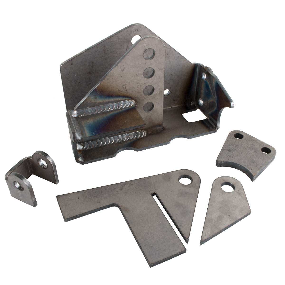 Synergy Manufacturing Jeep Front Axle HD Track Bar Bracket - JK