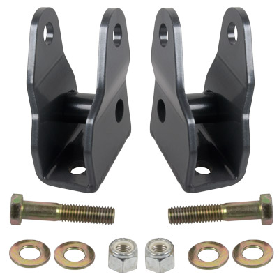 Synergy Manufacturing Shock Extension Brackets Front Lower - JK