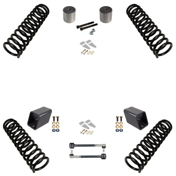 Synergy Manufacturing 2in Starter Lift Kit - JK 4DR