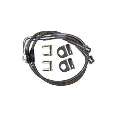 Synergy Manufacturing Front or Rear Extended Brake Line Kit  - JK