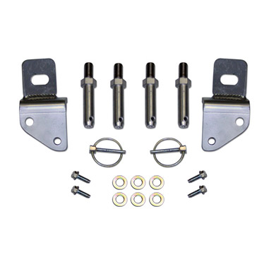 Synergy Manufacturing Sway Bar Disconnect Mount Hardware Kit Front - JK
