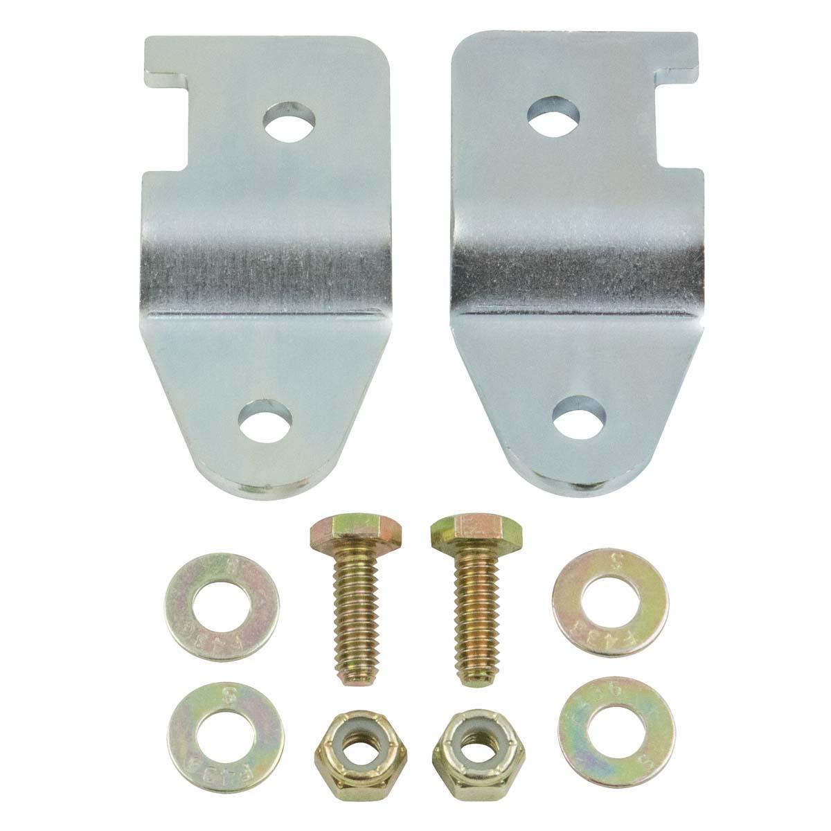 Synergy Manufacturing Brake Line Relocation Kit, Front - JK