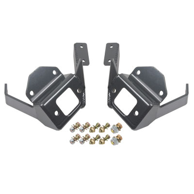 Synergy Manufacturing Rear Upper Shock Mount and Sway Bar Relocation Bracket - JK