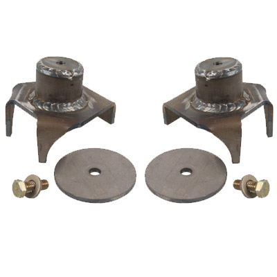Synergy Manufacturing Rear Axle Spring Pad - JK