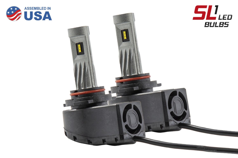 9006 SL1 LED Headlight Pair Diode Dynamics