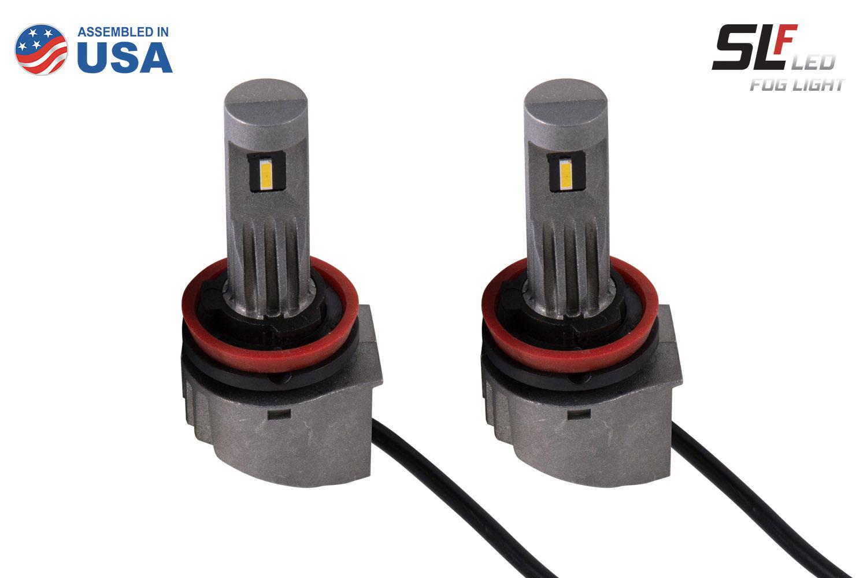 H8 SLF LED Cool White Pair Diode Dynamics
