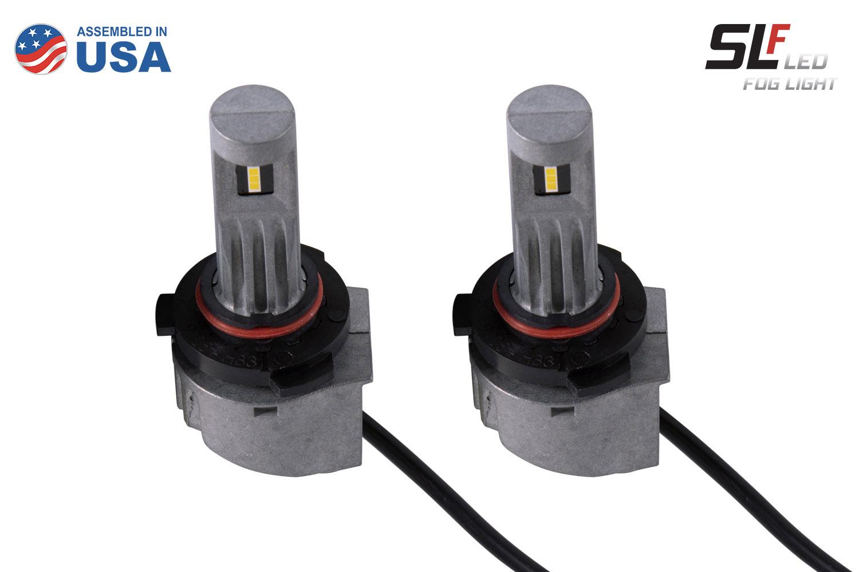 9006 SLF LED Bulb Yellow Pair Diode Dynamics