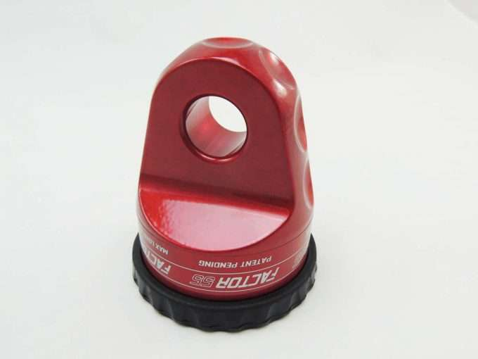 ProLink Winch Shackle Mount Assembly Red Factor 55
