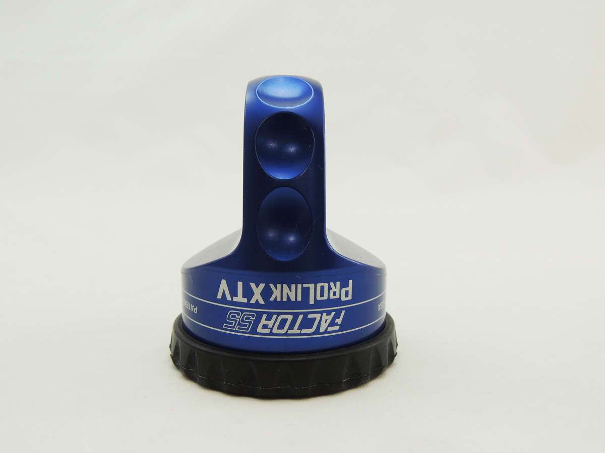 ProLink XTV Shackle Mount Assembly ATV/UTV Blue Factor 55