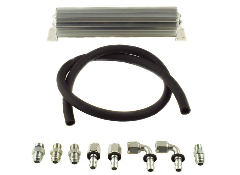 PSC 1/2in Return Line Conversion Kit With Cooler - JK 2007-11