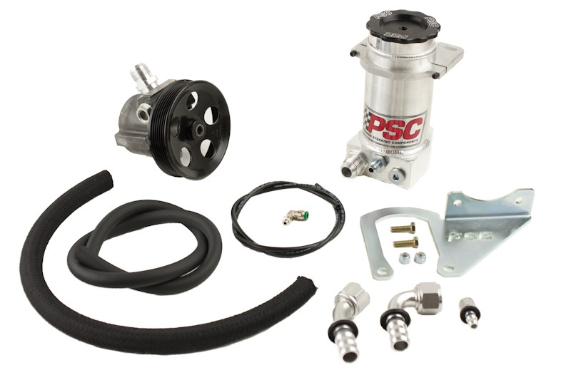 PSC High Volume Steering Pump Kit - TJ