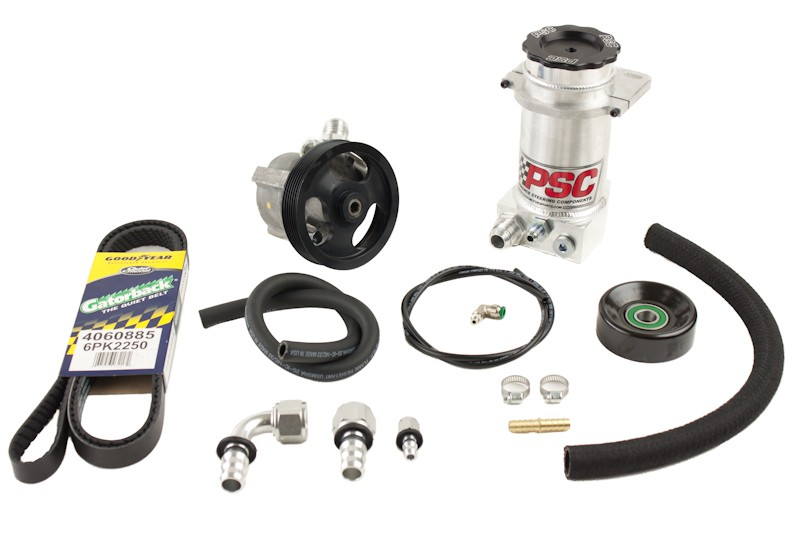 PSC High Volume Steering Pump Kit - JK 2007-11