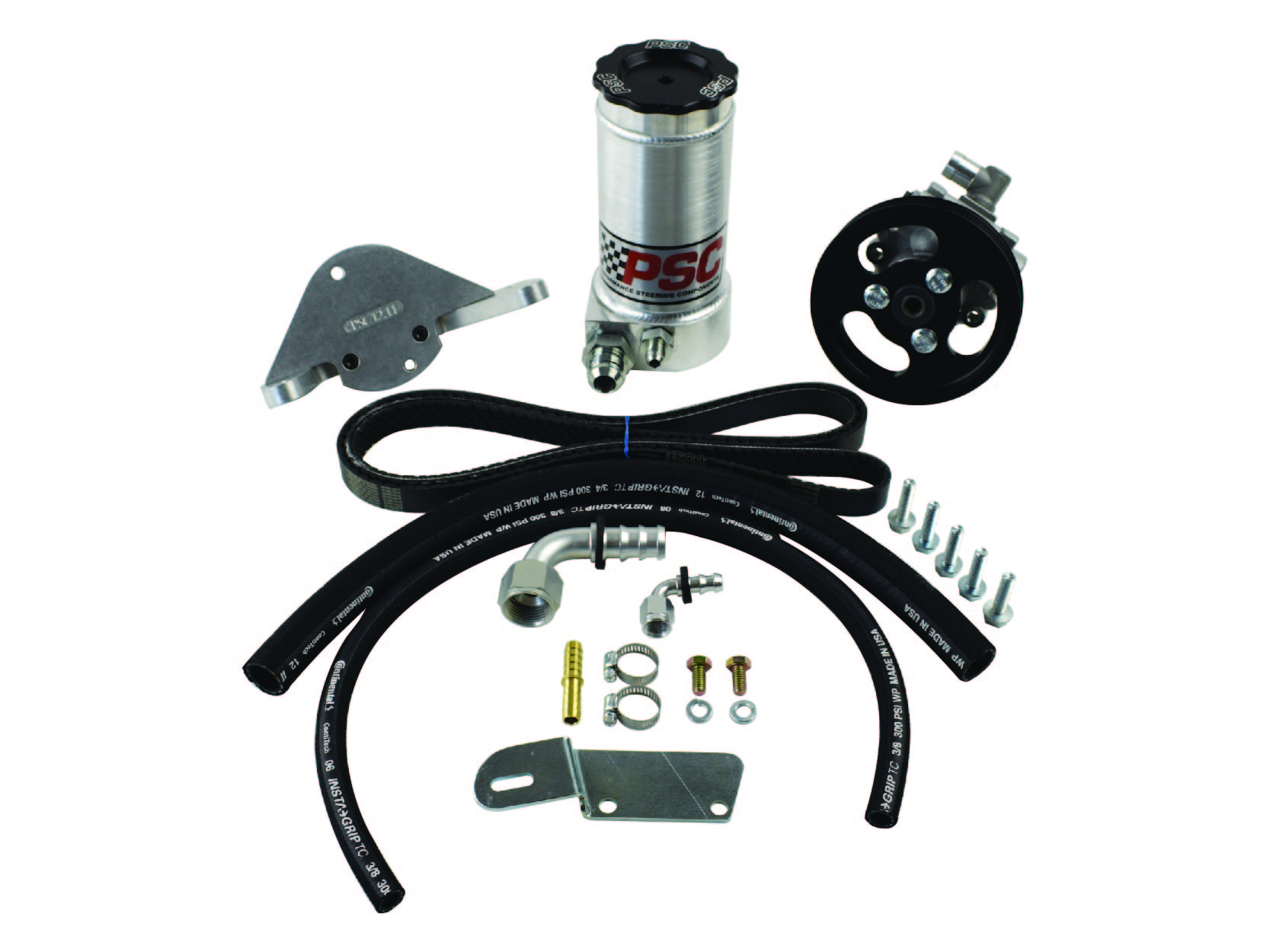 PSC High Volume Steering Pump Kit - JK 2012+