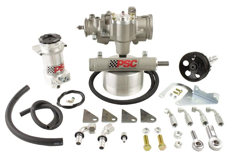 PSC Extreme Duty Cylinder Assist Kit - LJ/TJ