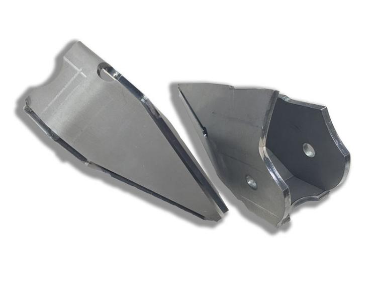 Artec Industries Rear Long Arm Frame Bracket - JK
