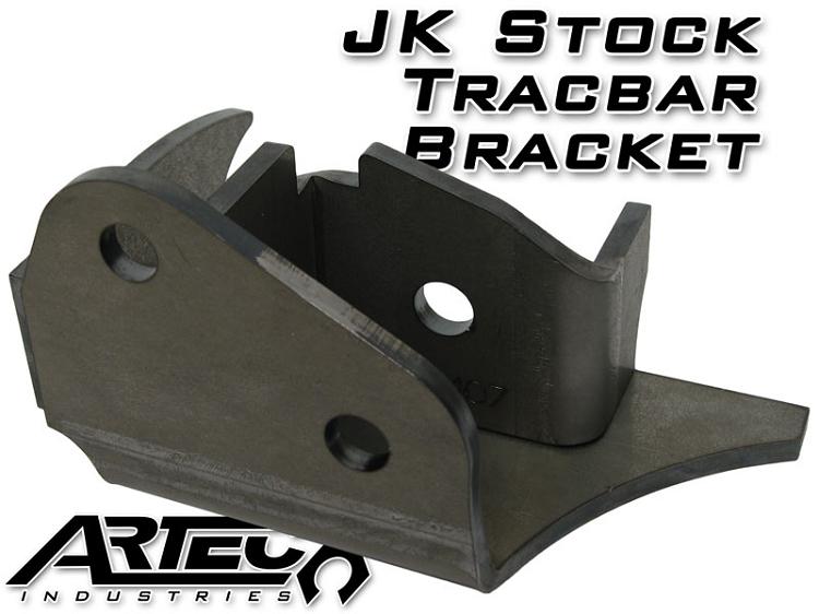 Artec Industries Stock Track Bar Bracket - JK