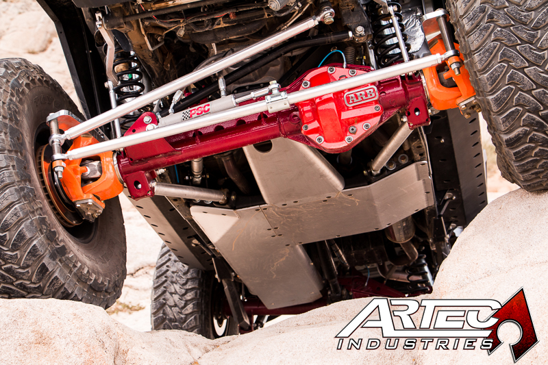 Artec Industries Front Dana 60 Bolt Swap Kit W/ Daystar Bushings