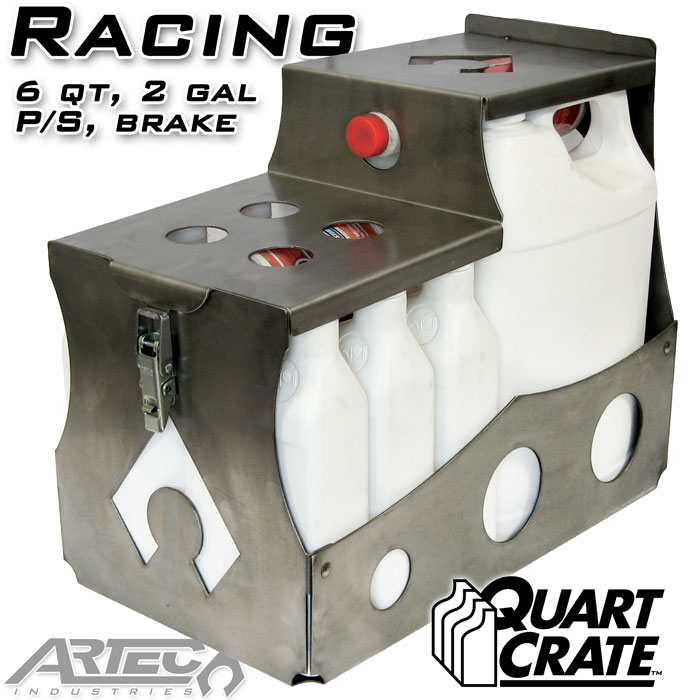 Artec Industries Racing Quart Crate