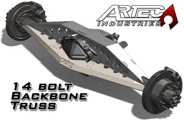 Artec Industries 14-Bolt Backbone Truss