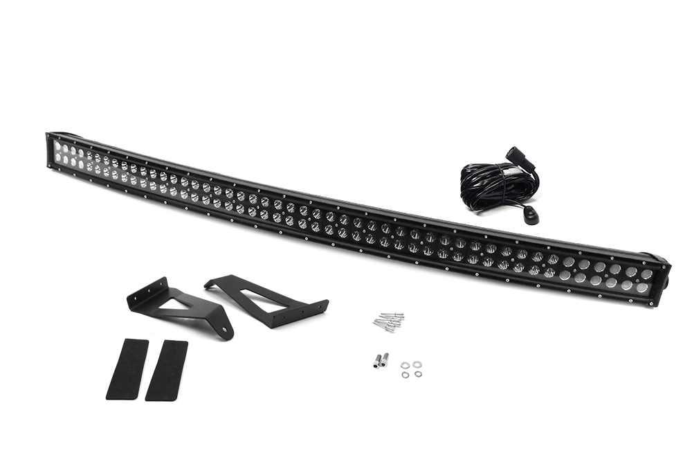 curved led light bar 54 inch combo kit 04