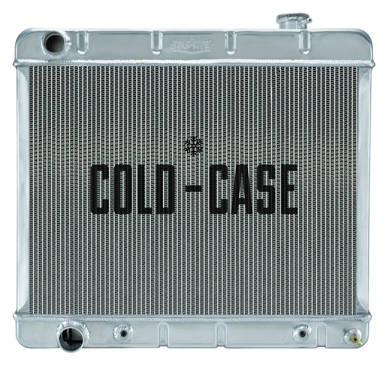 Cold Case 1963-64 Cadillac Aluminum Performance Radiator Cold Case Radiator