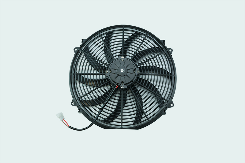 Cold Case 14 Inch Electric Radiator Fan