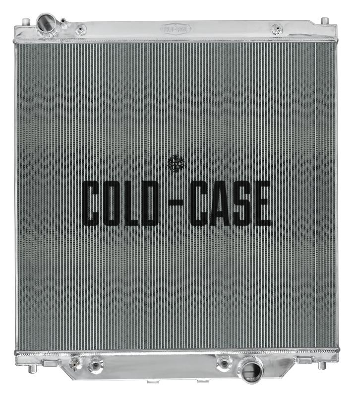 Cold Case 08-10 F250/350 Aluminum Performance Radiator 6.0 Diesel
