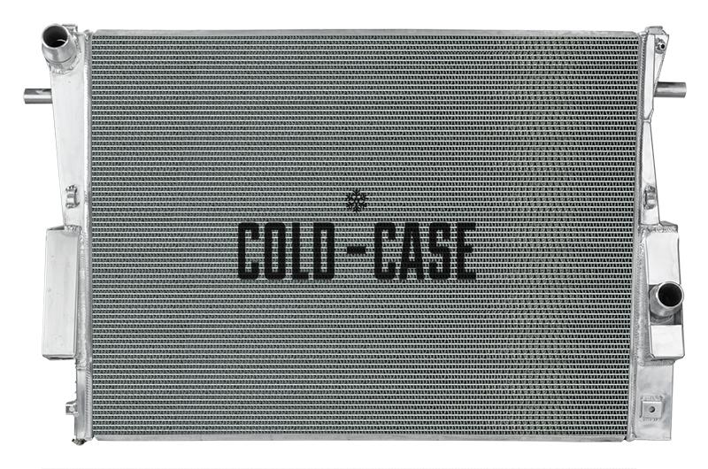 Cold Case 08-10 F250/350 Aluminum Performance Radiator 6.4 Diesel