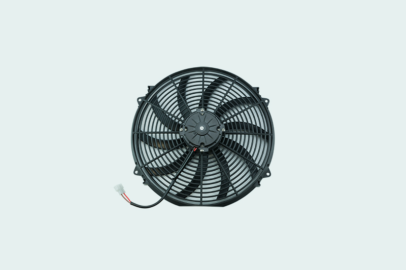 Cold Case 12 Inch Electric Radiator Fan