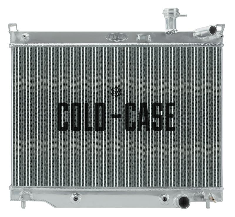 Cold Case 06-09 Chevy Trailblazer SS Aluminum Performance Radiator