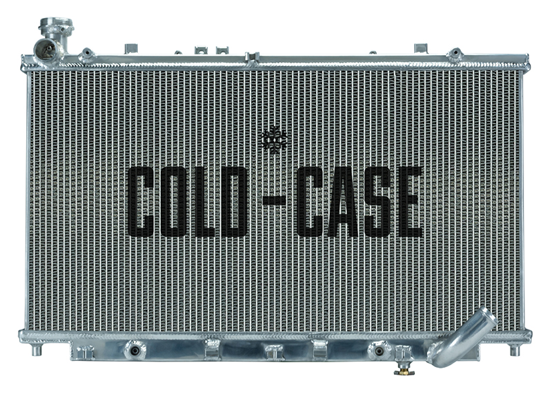 Cold Case 12-17 Chevy SS/Caprice Aluminum Performance Radiator Cold Case Radiator