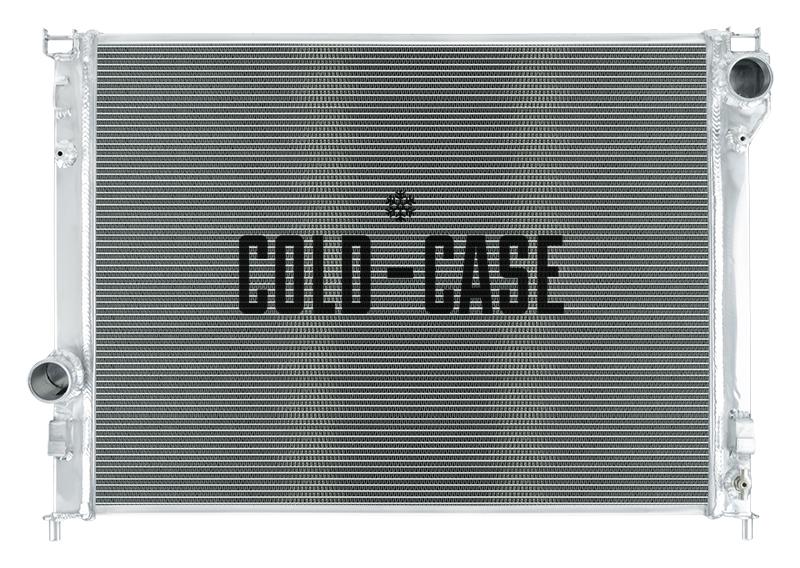 Cold Case 08-20 Challenger STD Aluminum Performance Radiator