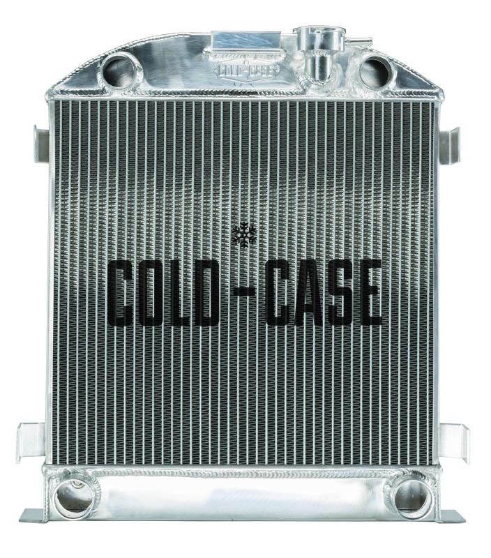 Cold Case 1932 Lowboy Flathead Engine Aluminum Performance Radiator