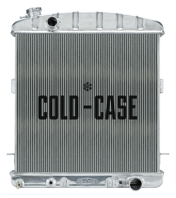 Cold Case 1939-41 Ford Car Chevy Engine Cold Case Radiator